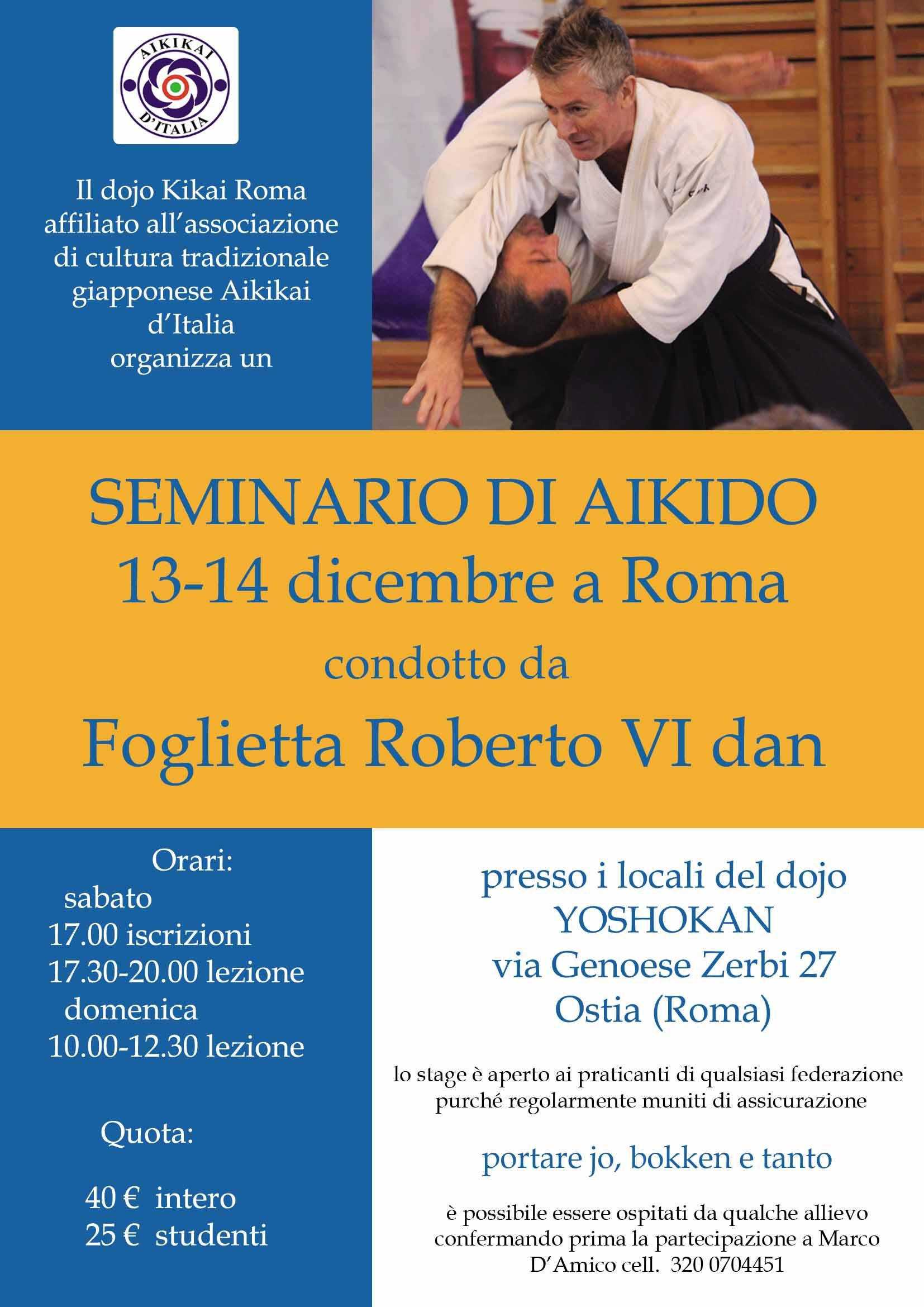 Foglietta Roma dicembre 2014